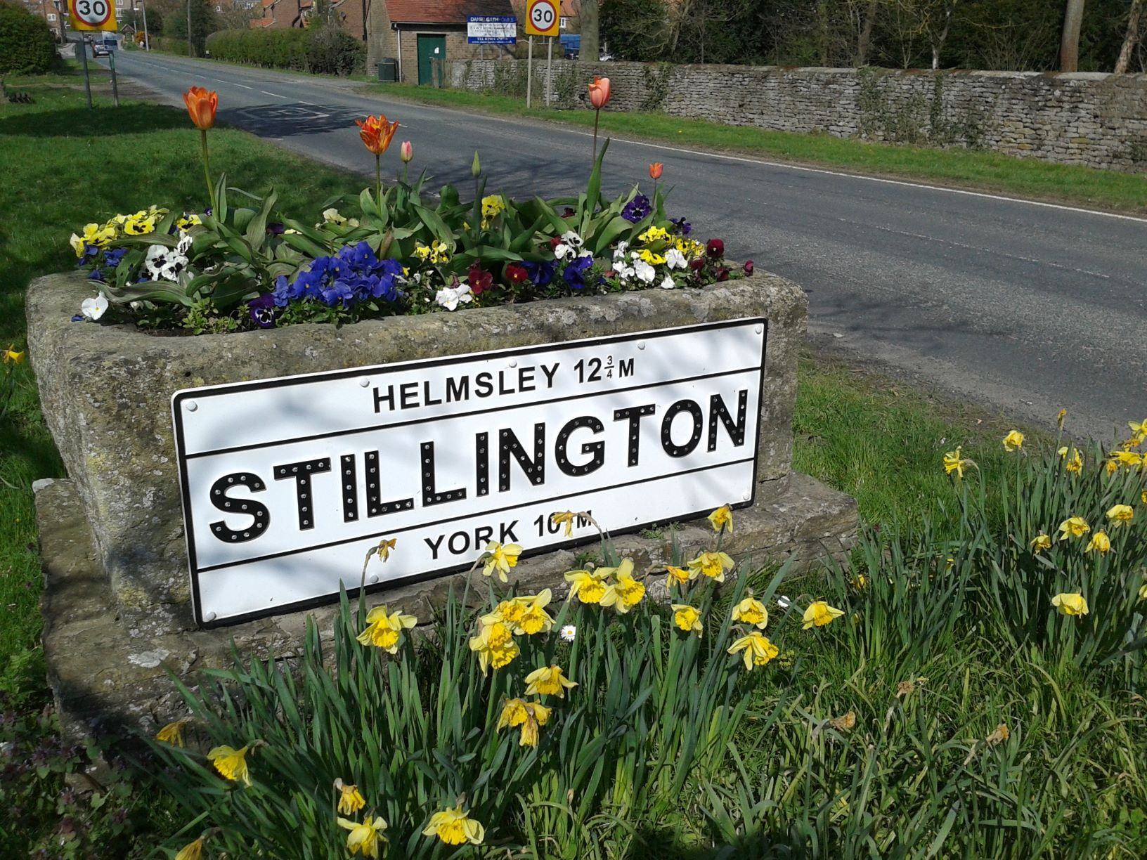 Stillington Village
